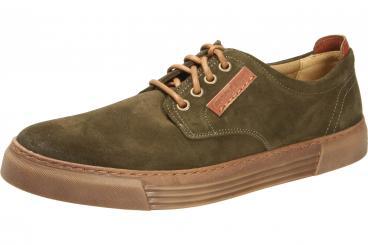Damen Schuhe Schnürschuhe Freizeitschuhe  Sneaker Nieten Camel  Gr.38  NEU