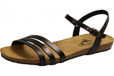 Plakton negro Sandalette 575080