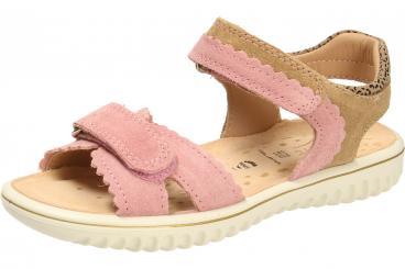 Superfit/Legero Sandale Leder \ SPARKLE Kinder Sandale 1-009008-5500