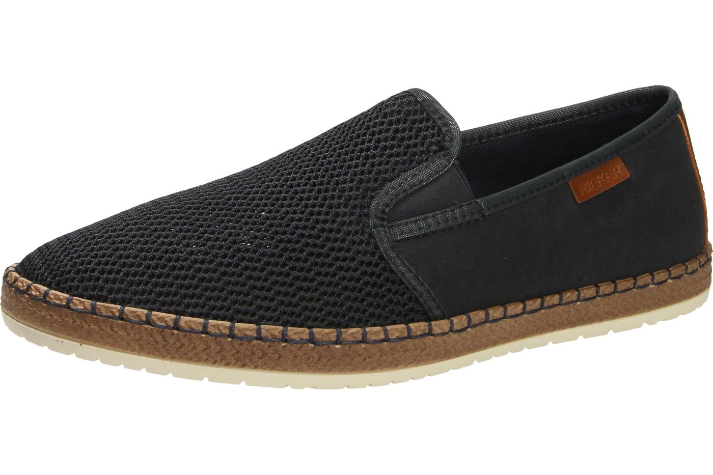 Rieker Herren Slipper B5265 14 | Business Schuhe |