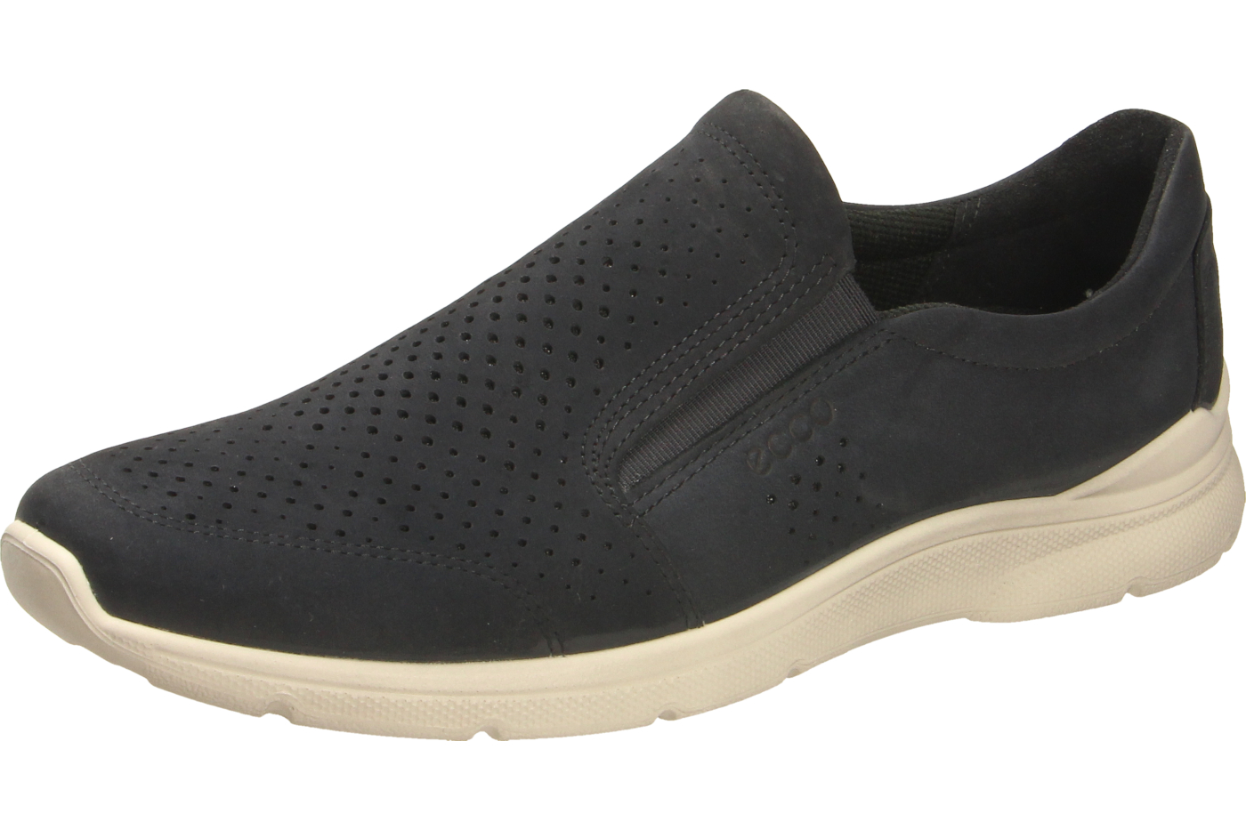 Ecco Irving Men Chaussures Hommes Loisirs Chaussures Basses Pantoufles Navy 511644-02058
