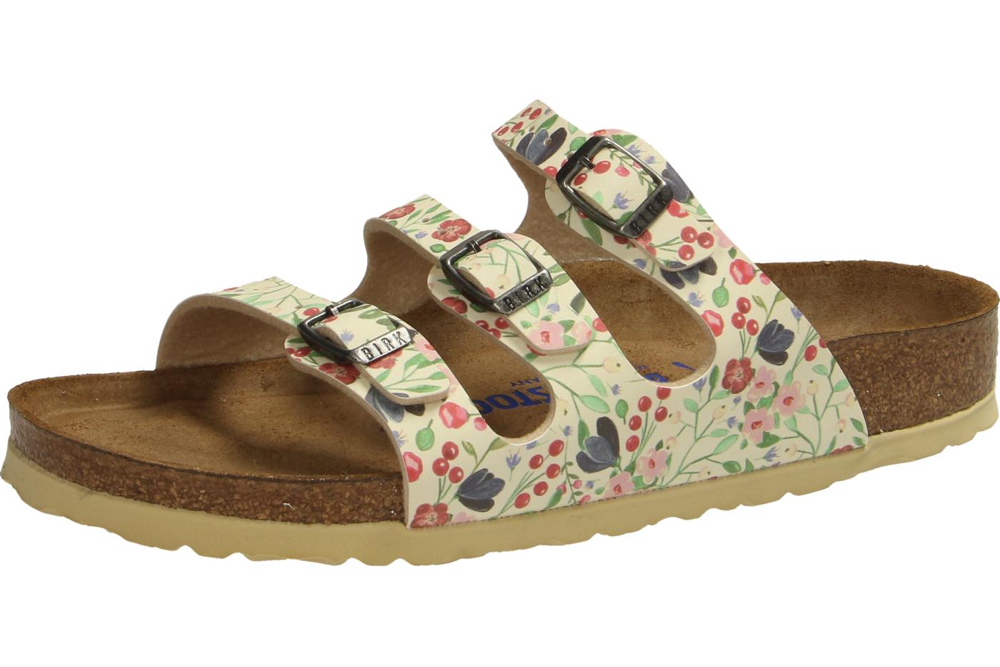 Birkenstock Florida BS[Sandals] Pantolette Pantolette 1012779 36