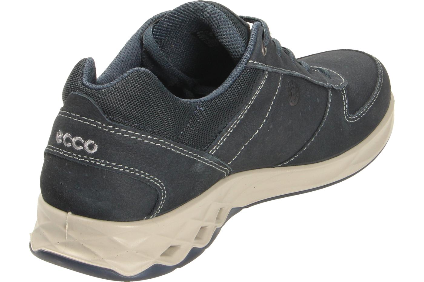 ECCO WAYFLY HERREN Sneaker Turnschuhe Schnürschuhe
