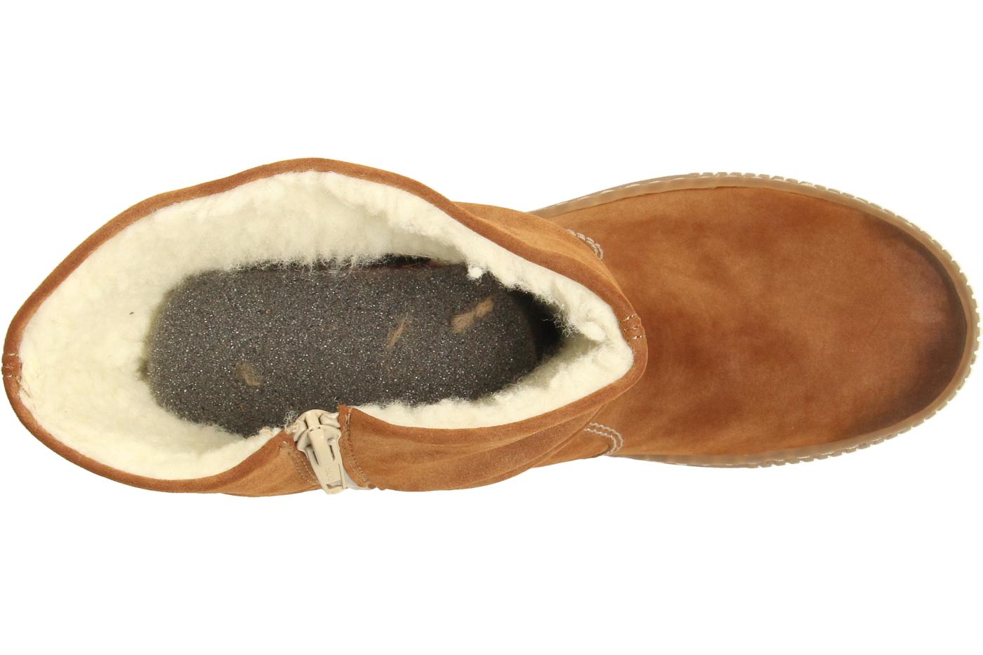 Rieker Z6651 24 Damen Stiefel Warmfutter